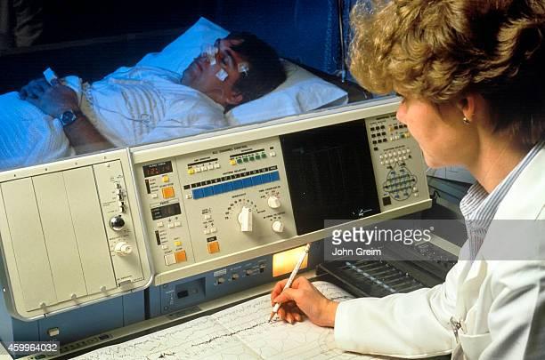 Sleep disorder lab