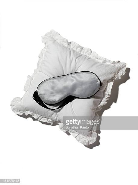 Sleep Mask and Pillow