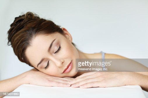 Sleeping beauty : Stockfoto