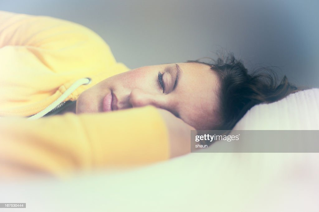 Sleeping Beauty : Stock Photo