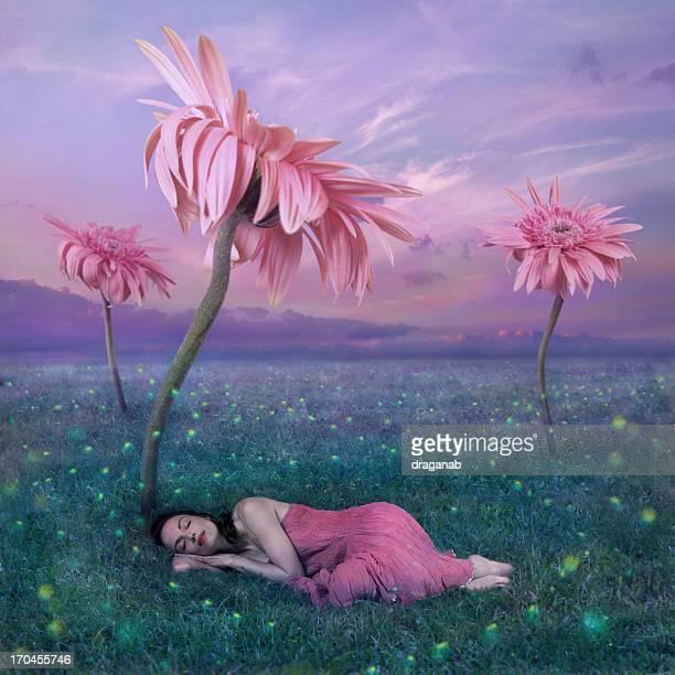 Sleeping in nature