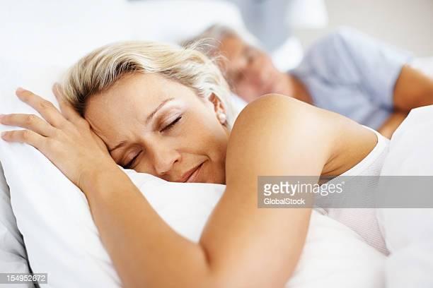 Schlafen Sie friedlich