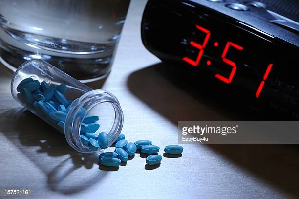 Dormitorio pastillas