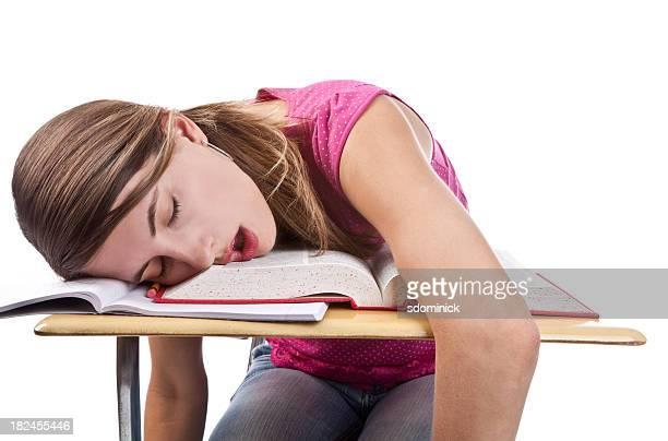 Estudiante de dormitorio