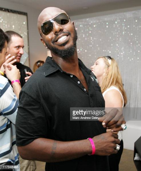 Sleepy Brown of Outkast at Sunglass Hut during 2005 MTV VMA Sunglass Hut Suite Day 2 at Sagmore Hotel in Miami Florida United States