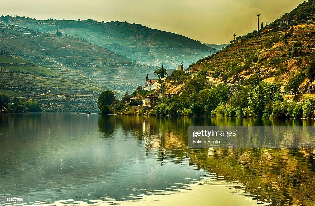 Sleepy Douro River