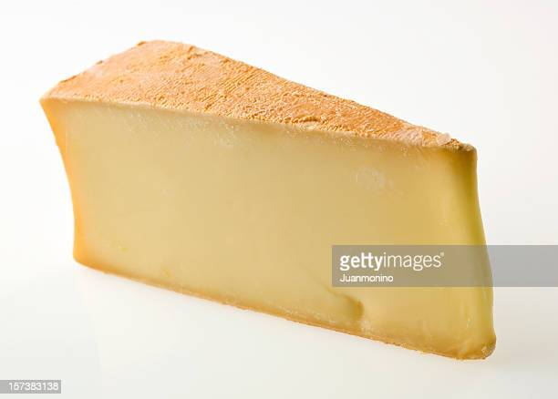 Stück Abondance-Käse