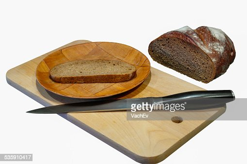 slice of bread : Stock Photo