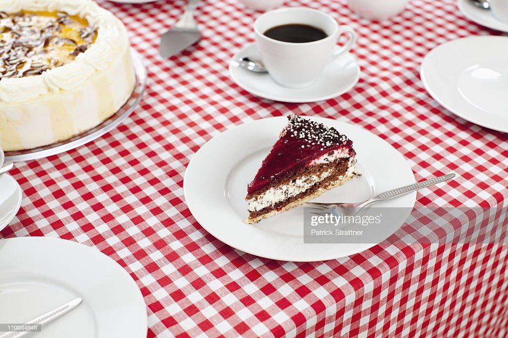 Prestige Pricing Coffee Cake