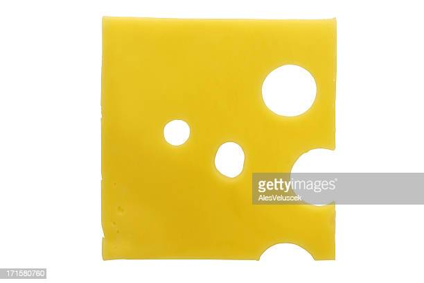 Slice of cheese
