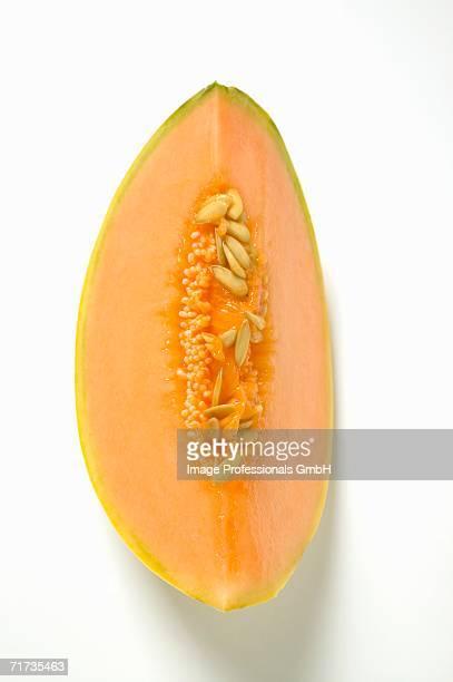 A slice of melon