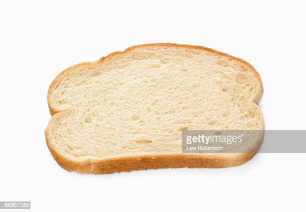 Slice of sourdough bread