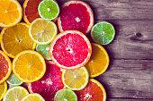 Sliced citrusSliced citrus