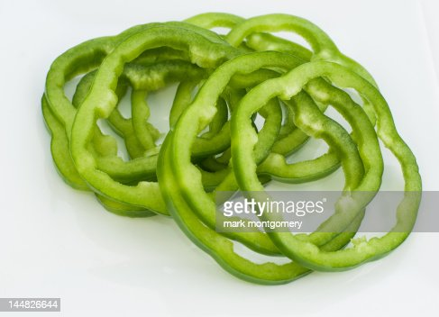Green Bell Pepper Stock Photos and Pictures | Getty Images