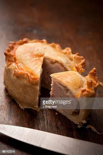Sliced Pork Pie