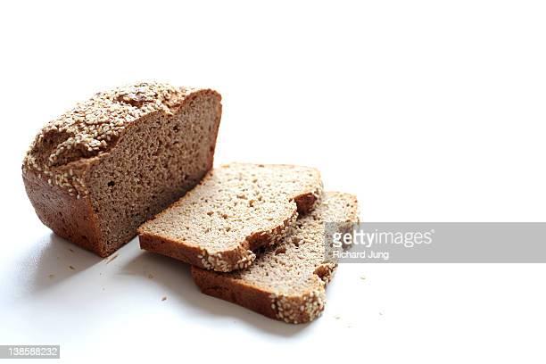 Sliced Spelt Bread