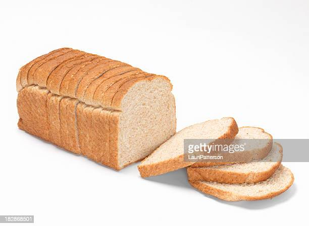 Sliced Whole Wheat Sandwich Bread