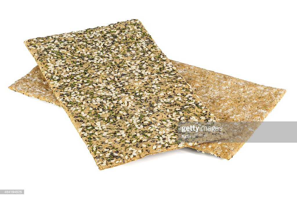 slices of crispread : Stock Photo