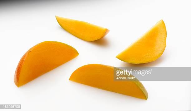 Slices of Mango