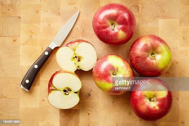 スライスリンゴ