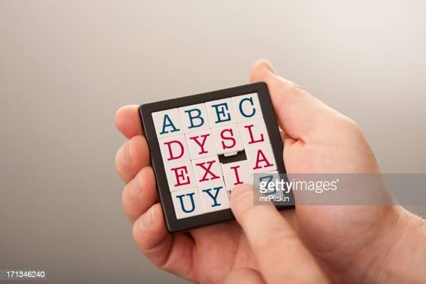 Dyslexie Folie puzzle