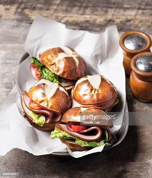 Slider mini-burgers