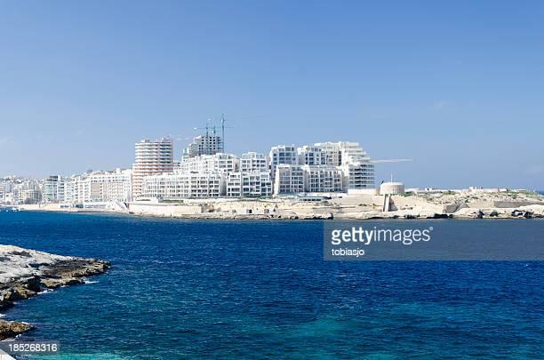 Sliema Tigne Point Malta