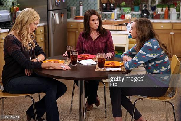 THERE CHELSEA 'Sloane's Ex' Episode 105 Pictured Laura Prepon as Chelsea Chelsea Handler as Sloane Lauren Lapkus as Dee Dee