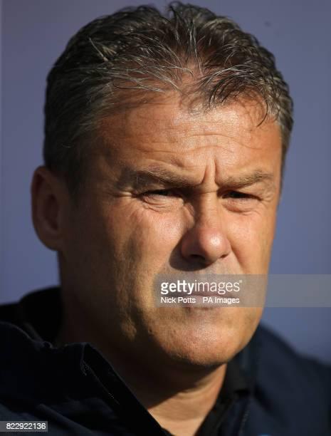Slovakia coach Pavel Hapal