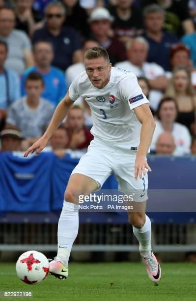 Slovakia's Milan Skriniar