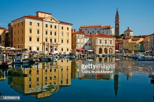 Slovenia, Adriatic Coast, Piran : Stock Photo