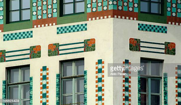 Slovenia, Ljubljana, Hauptmann House