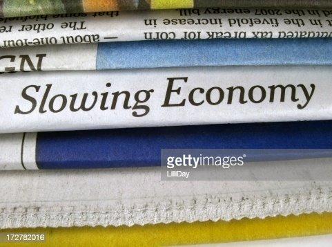 Abrandamento da economia