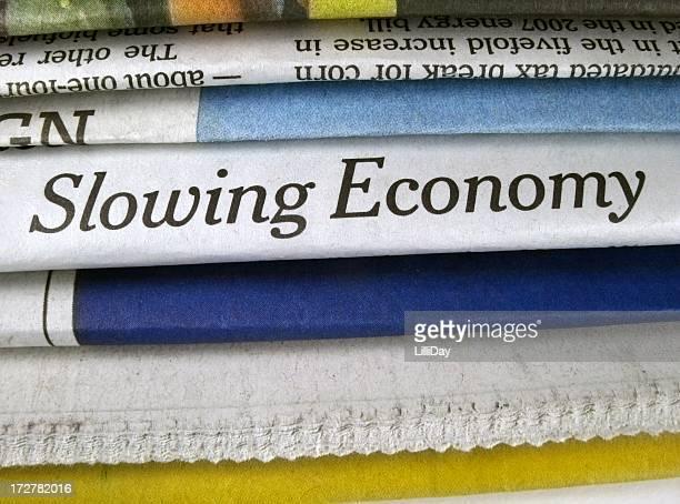 Slowing Economy