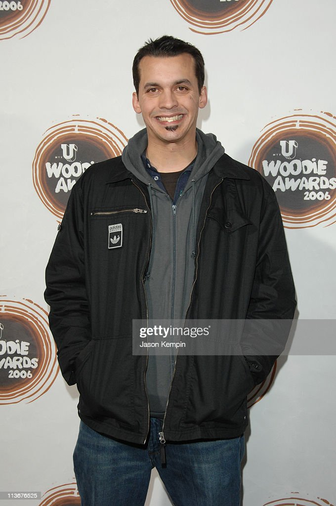 Slug during 2006 mtvU Woodie Awards - Arrivals at Roseland Ballroom in New York City, New York, United States.