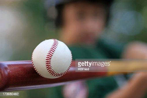 Batedor principal de basebol