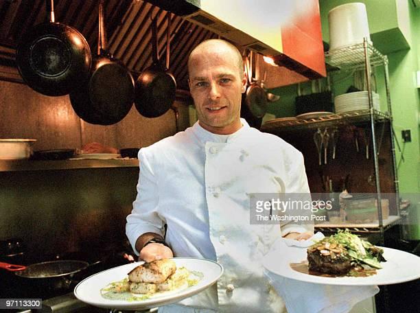 Le Mannequin Pis Olney MarylandPHOTOGRAPHERMARVIN JOSEPH/TWPCAPTION Restaurant review of Le Mannequin Pis PICTURED Chef and owner Bernard Dehaene in...