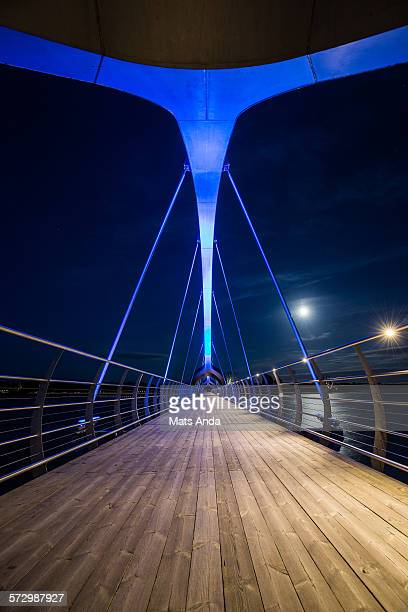 S?lvesborg Bridge, Sweden.