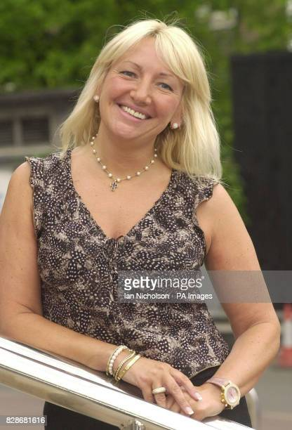 Sly Bailey the newlyappointed chief executive of newspaper group Trinity Mirror was announced as the winner of the Motivator of the Year award Sly...