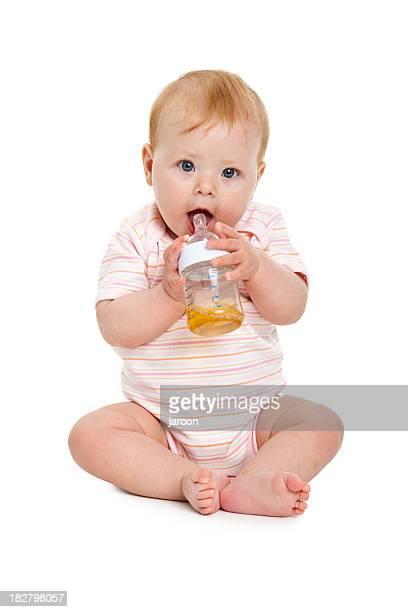 Petit bébé fille