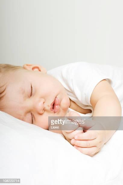 Small Baby Sleeping