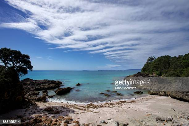 Small bay near Matarangi in the Coromandel
