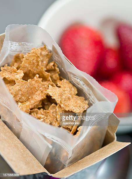 Small Box of Cereals