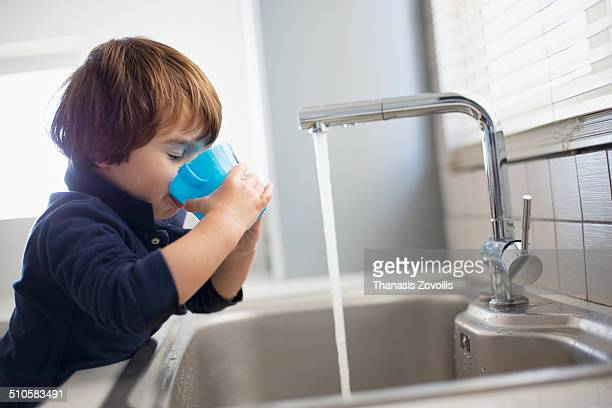 Water Wastage Stock Photos And Pictures Getty Images