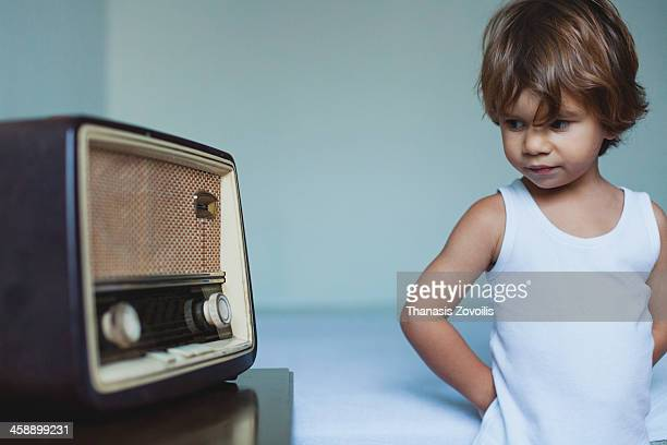 old radio stock photos and pictures getty images. Black Bedroom Furniture Sets. Home Design Ideas