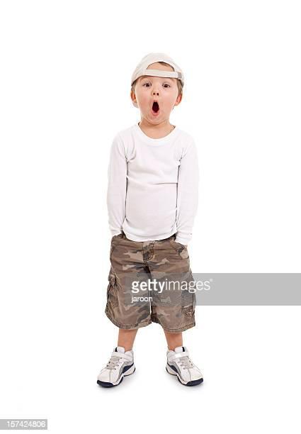 small boy