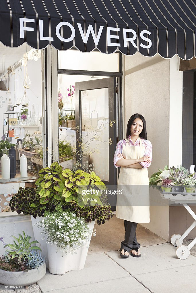 Small Business Florist Flower Shop Entrepreneur Owner Vt