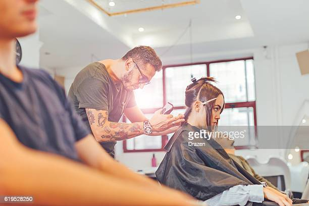 Small business - hair salon for women and men