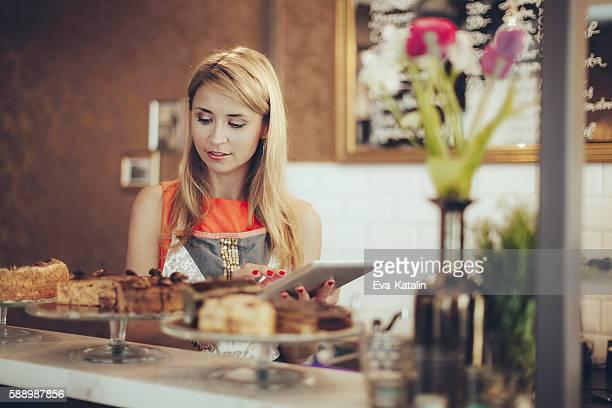 Petites entreprises-pâtisserie