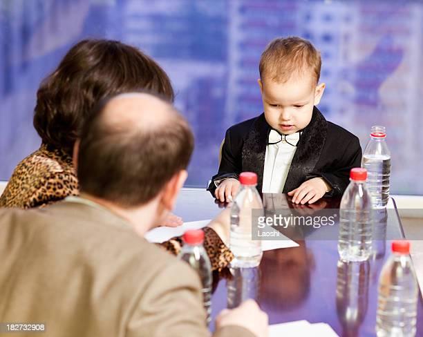Small businessman